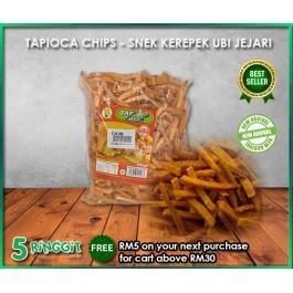 Tapioca Chips Kerepek Ubi [Jejari] Ubi Kayu Perisa Pedas - (Kedai 5 RInggit) 5ringgit.com.my
