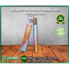 [Fast Selling] Salvatore Incanto Ferragamo Women Perfume 35ml - Minyak Wangi Perempuan