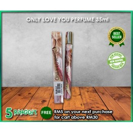 Only Love You Perfume Pen Perfume viral For Women (35ml)