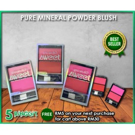 Pure Mineral Powder Blush