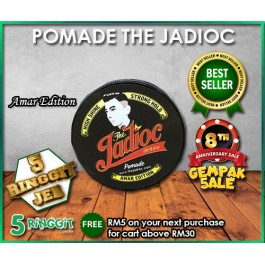 Pomade The Jadioc Amar Edition - ALL NEW