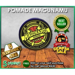 Pomade Sweep - ALL NEW