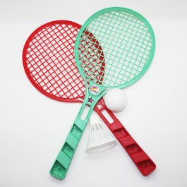 Tennis + Badminton Set