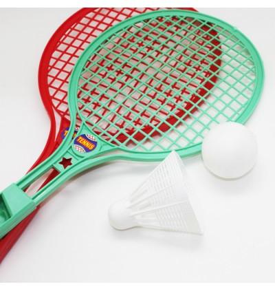 Tennis + Badminton Set