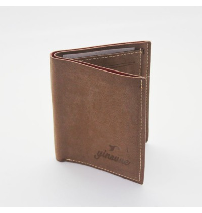 Verticle Men's Wallet