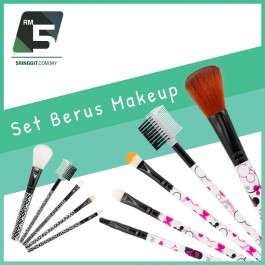 5pcs Brush Set
