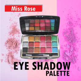 Miss Rose Eye Shadow Pallete