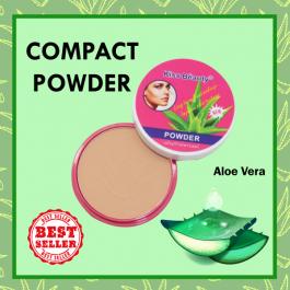 Kiss beauty powder foundation with Aloe vera Extract