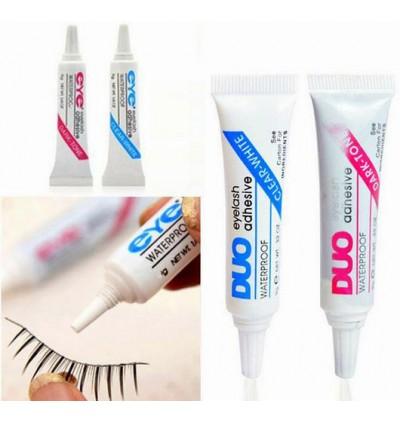 Eyelash Glue-Clear White