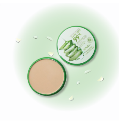 Soothing and Moisture 99% Aloe Vera Compact Powder